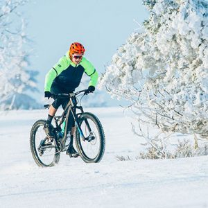 Top tips for winter cycling