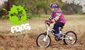 How Frog bikes have leapt past the competition
