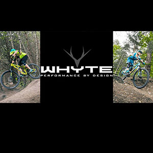 What's So Good About Whyte Mountain Bikes?
