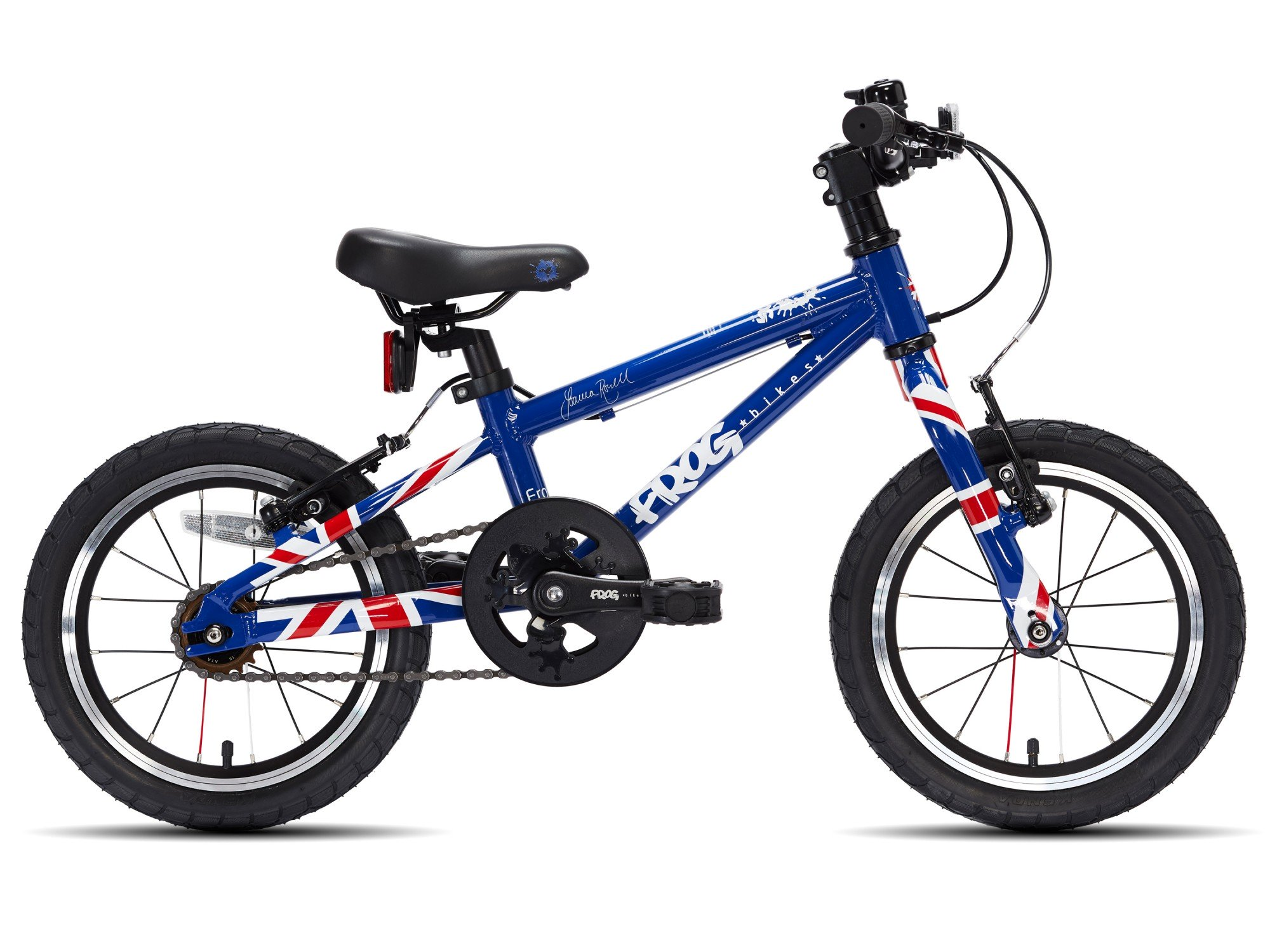 Frog 43 Bike Kids 14 Inch Bike Edinburgh Bicycle Co Op