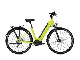 Kalkhoff Endeavour 5.I Move 2019 Step Through Electric Bike in Green