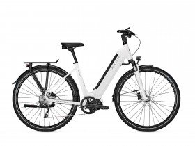 Kalkhoff Endeavour 5.S Advance 2019 Step-Through Electric Bike in White