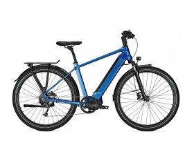 Kalkhoff Endeavour 5.S XXL 2019 Electric Bike in Blue