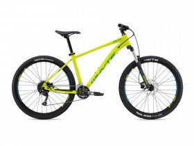 Whyte 603 2019 Hardtail Mountain Bike in Lime and Olive Green