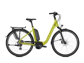 Kalkhoff Endeavour 1.B Move 2020 (500Wh) Step Through E-Bike in Yellow