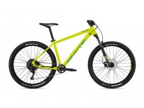 Whyte 805 2019 Trail Hardtail Mountain Bike in Lime, Eucalyptus and Olive Green