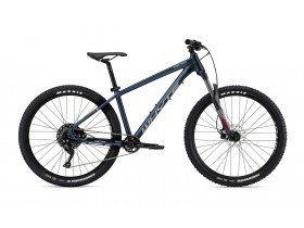 Whyte 806 Compact 2019 Trail Hardtail Mountain Bike in Black, Grey and Dark Red