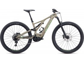 Specialized Turbo Levo FSR Comp 29 2019 Electric Mountain Bike - taupe/acid kiwi