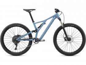 Specialized Stumpjumper ST Alloy 27.5 2019 Women's Trail Mountain Bike in Grey and Black