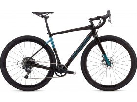 Specialized Diverge Expert X1 2019 Adventure Road Bike in Gloss Carbon and Oil Slick