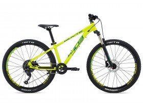 Whyte 403 2018 Kids Mountain Bike in Lime, Eucalyptus and Olive Green