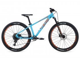 Whyte 405 2018 Junior Mountain Bike in Denim Blue and Orange