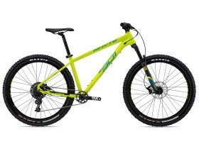 Whyte 901 2018 Hardtail Mountain Bike in Lime