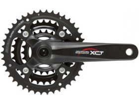 Suntour XCT 7/8-Speed SQ Taper Chainset