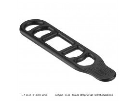Lezyne Rubber Mount Strap With Tab