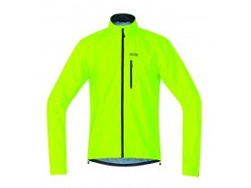 Gore C3 GTX Active Waterproof Jacket in Neon Yellow