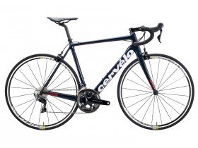 Cervelo R3 Dura Ace 9100 2018 Road Bike in Navy Blue and White