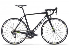 Cervelo R5 Ultegra 8000 2018 Road Bike in Black and White