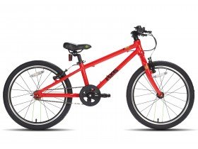 Frog 52 Single Speed Kids Bike in Red