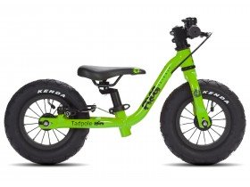 Frog Tadpole Mini Balance Bike in Green