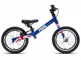 Frog Tadpole Plus Kids Balance Bike Union Jack Edition