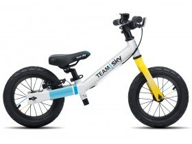 Frog Tadpole Kids Balance Bike - Team Sky