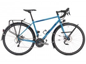 Genesis Tour De Fer 30 2019 Touring Road Bike in Blue