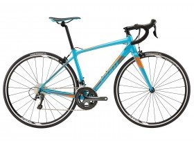 Giant Contend SL 2 2018 Road Bike in Blue, Charcoal and Orange