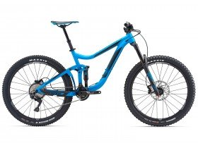 Giant Reign 2 2018 Mountain Bike in Blue