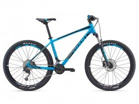 Giant Talon 2 2018 Mountain Bike in Blue and Black