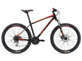 Giant Talon 3 2018 Mountain Bike in Black and Red