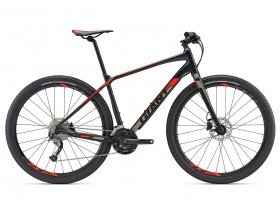 Giant Toughroad SLR 2 in Black, Charcoal and Red