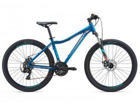 Liv Bliss 2 2018 Women's Mountain Bike in Teal, Aqua and Coral