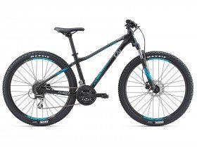 Liv Tempt 3 2018 Women's Mountain Bike in Black, Grey and Teal