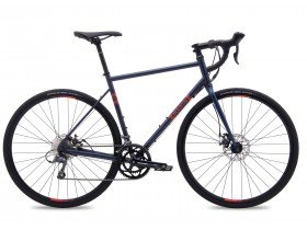 Marin Nicasio Adventure Road Bike in Dark Blue