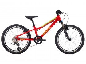 Saracen Mantra HT 2.0 2018 Kids Bike in Red