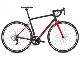 Specialized Allez Sport 2019 Road Bike in Navy and Red