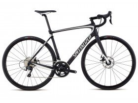 Specialized Roubaix Sport 2018 Road Bike in Black and White