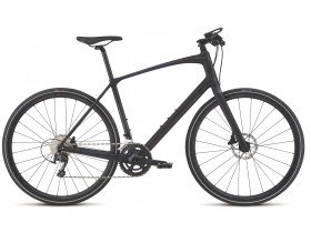 Specialized Sirrus Expert Carbon 2018 Hybrid Bike in Black