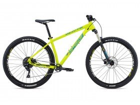 Whyte 529 2018 Trail Hardtail Mountain Bike in Lime and Olive Green