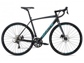 Whyte Dorset 2018 Road Bike in Black and Blue