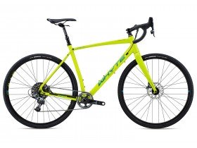 Whyte Gisburn 2018 Adventure Road Bike in Lime Green