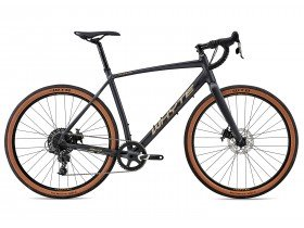 Whyte Glencoe 2018 Adventure Road Bike in Black and Gold