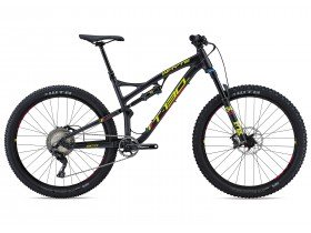 Whyte T-130 RS 2018 Trail Mountain Bike in Granite