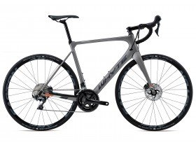 Whyte Wessex 2018 Road Bike in Grey and Black