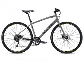Whyte Whitechapel 2018 Hybrid Bike in Zinc Grey