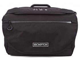 Brompton S Bag in Black -  including frame