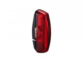 CatEye Rapid X2 Kinetic Rechargeable Rear Bike Light