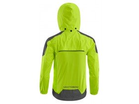 Altura Youth Nightvision 3 Waterproof Cycling Jacket in High Viz Yellow