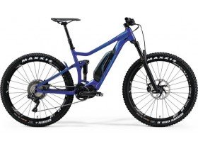Merida eOne Twenty 900E 2018 Electric Bike in Blue